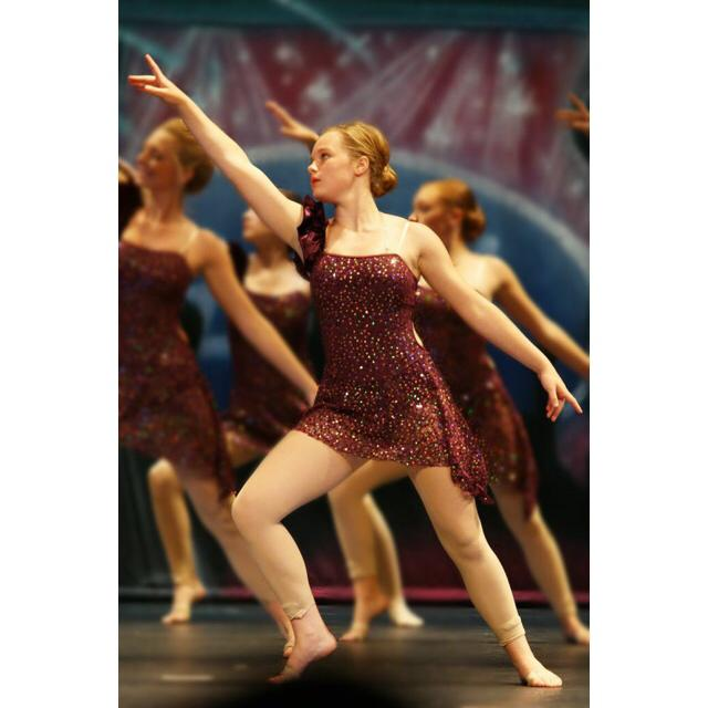 Teen Lyrical Ballet Pointe Tap Jazz Pom Hip Hop